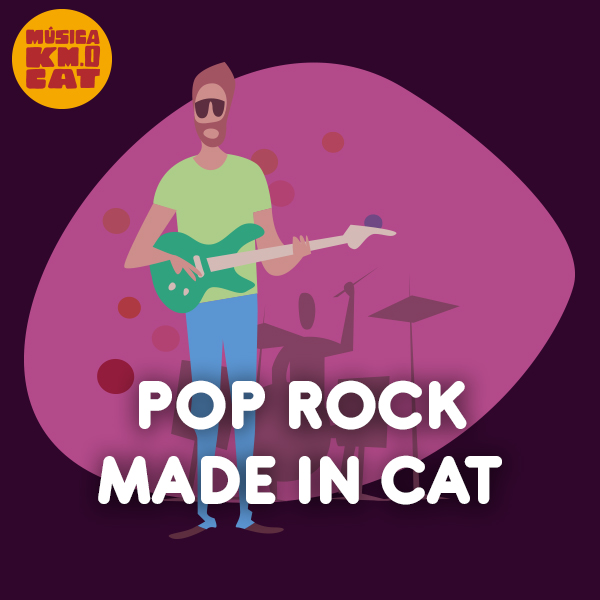 Pop Rock Made in CAT